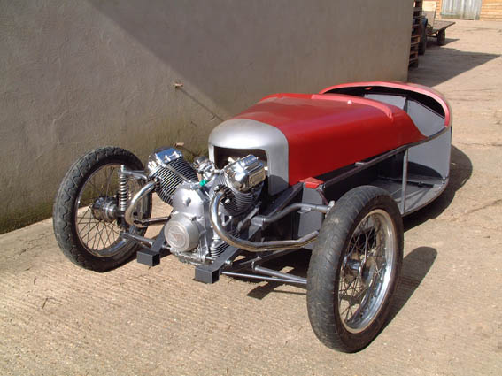 One Seater Car >> Morgan replica three wheelers,aero cycle cars,