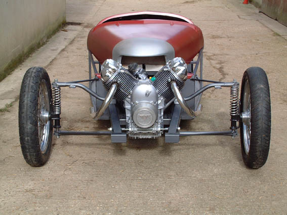 Morgan Replica Three Wheelers Aero Cycle Cars